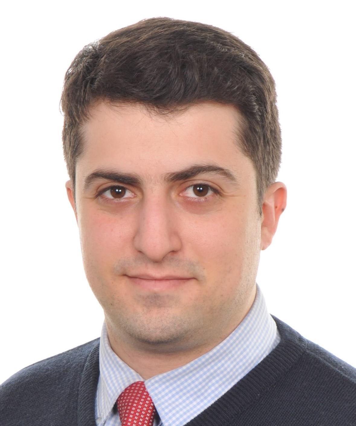 Michail  <span>Klontzas</span>